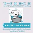 Niki kutyakozmetika, 0670-3811-878, páskomliget utca 19
