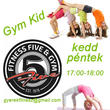 Gym Kid a Pólus Centerben - Fitness 5 & Gym