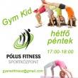 Gym Kid a Pólus Fitnessben