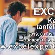 Excel Expert: Excel tanfolyamok minden szinten, mindenkinek!