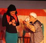 Oliva kisasszony és Popeye