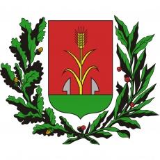 A XV. kerület Rákospalota, Pestújhely és Újpalota címere
