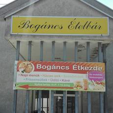 Bogáncs Étkezde