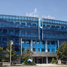 Fővárosi Vízművek Zrt. - Váci úti Központi Ügyfélszolgálat - Blue Cube Irodaház