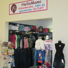 HelloMami Kismamaruha Outlet - Pólus Center