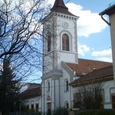 Juhos utcai evangélikus templom - Rákospalotai Evangélikus Egyházközség