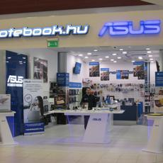 Notebook.hu Asus Szaküzlet - Pólus Center