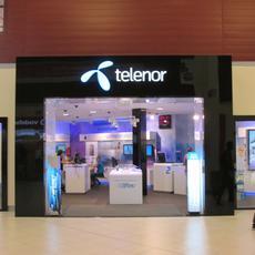 Telenor - Pólus Center
