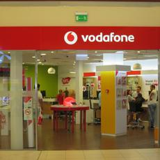 Vodafone - Pólus Center