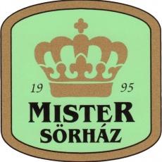 Mister Sörház