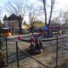 Őrjárat utcai Játszótér (Forrás: bpxv.hu)