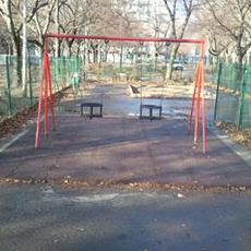 Páskom park 35. Játszótér (Forrás: bpxv.hu)
