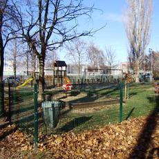 Szilas parki Játszótér (Forrás: bpxv.hu)
