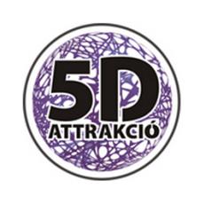 5D Attrakció - Pólus Center
