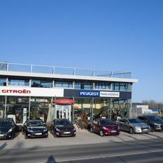 Citroën-Peugeot Pásztor - Veresegyház