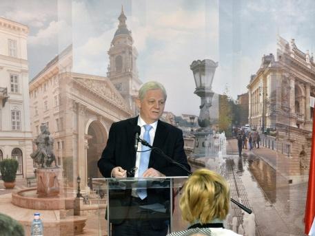 Budapestinfó: Tarlós István főpolgármester sajtótájékoztatója