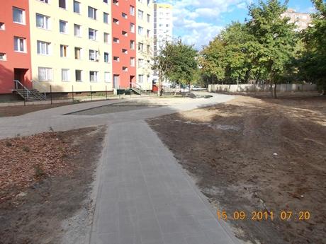 Zsókavár utca felújítása